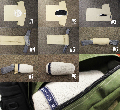 Skivvy Clothes Roll