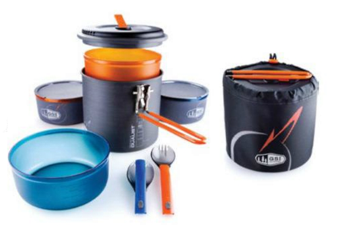 Pinnacle Dualist Cooking Set