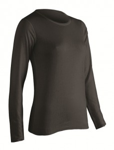 ColdPruf Platinum Performance Merino Wool Blend Top for Women