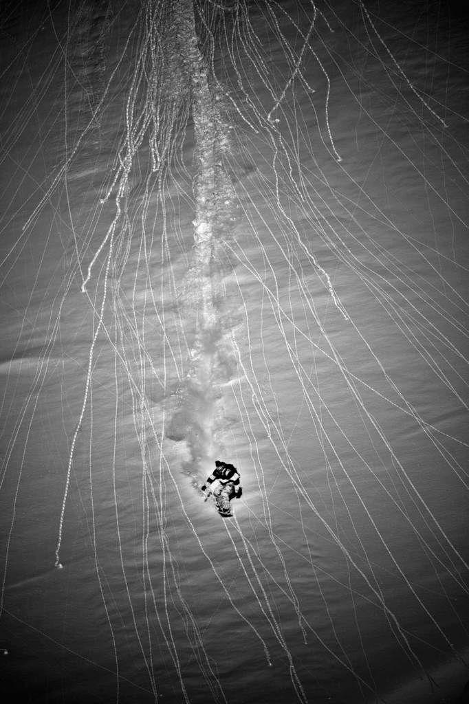 snowboarding trails