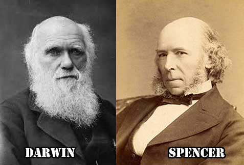 Darwin and Spencer