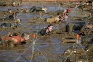 Tough Mudder Crawl