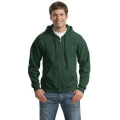Gildan Heavy Blend Full-Zip Hooded Sweatshirt for Men