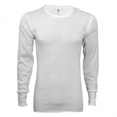 Indera Mills Lightweight Ribbed Knit 100% Cotton Thermal Shirt For Men for Men