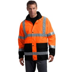 CornerStone ANSI Class 3 Waterproof Parka for Men
