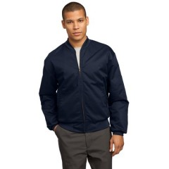 CornerStone Team Style Jacket with Slash Pockets for Men
