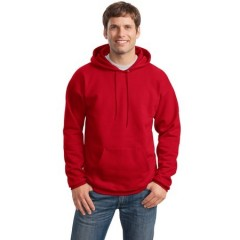 Hanes Ultimate Cotton Pullover Hooded Sweatshirt for Men