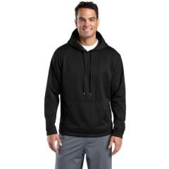 Sport-Tek Sport-Wick Fleece Hooded Pullover for Men