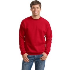 Hanes Ultimate Cotton Crewneck Sweatshirt for Men
