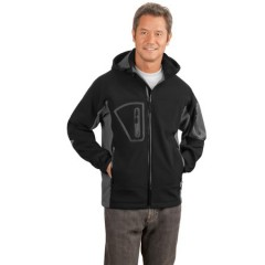 Port Authority Waterproof Soft Shell Jacket for Men