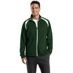 Sport-Tek Tricot Track Jacket for Men
