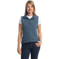 Port Authority Glacier Soft Shell Vest for Women