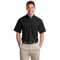 Port Authority Short Sleeve Twill Shirt for Men