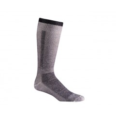 Fox River Medium Weight Over The Calf Ski Socks 2 Pack - Black