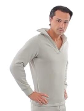 Heavy Weight Polypropylene Thermal Underwear for Men or Women (Desert Sand)