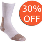 Steel Toe Work Socks