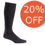 Over the Calf Boot Socks
