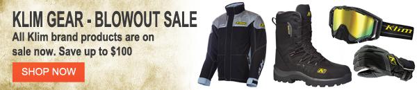 Klim Gear Sale